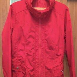 Куртки - Куртка демисезонная (ветровка) женская, 0