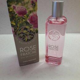 Парфюмерия - Fresh Rose Fraiche Свежая Роза Ив Роше Yves Rocher женская туалетная вода , 0
