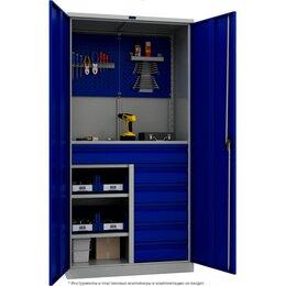 Шкафы для инструментов - Шкаф для инструмента TC 1995-321215, 0