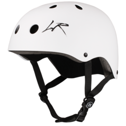 Спортивная защита - Шлем LOS RAKETOS Ataka13 XL, матовый белый, 0