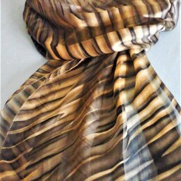 Шарфы, платки и воротники - Палантин, шарф, вискоза, 0