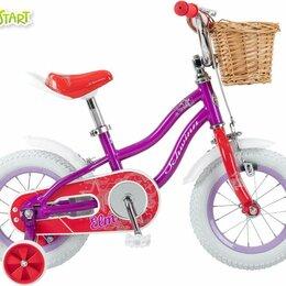 Трехколесные велосипеды - Детский велосипед Schwinn Elm 12, 0