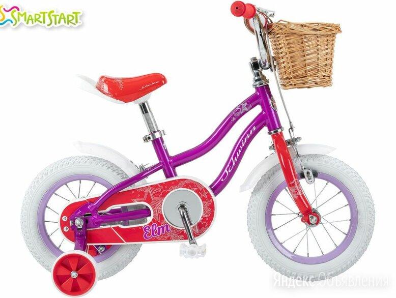 Детский велосипед Schwinn Elm 12 по цене 7990₽ - Трехколесные велосипеды, фото 0