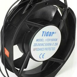Промышленное климатическое оборудование - Вентилятор 220V (172*150*38) RQA HSL 0.28А 39Вт, 0