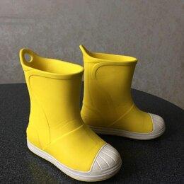 Резиновые сапоги и калоши - Резиновые сапоги crocs  размер с10, 0