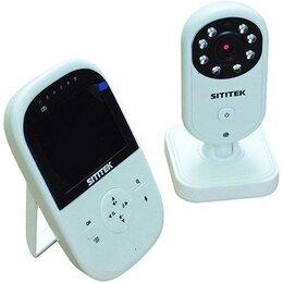 Радио- и видеоняни - Видеоняня SITITEK BM02, 0
