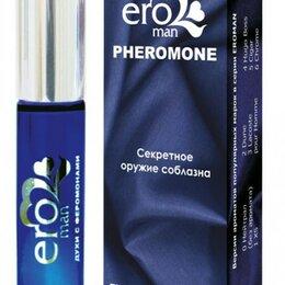 Парфюмерия - Духи с феромонами для мужчин Eroman №4 - 10 мл., 0