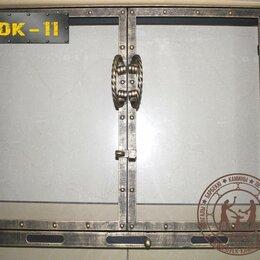 Наборы и аксессуары для каминов и печей - Жаропрочные дверцы для камина, 0
