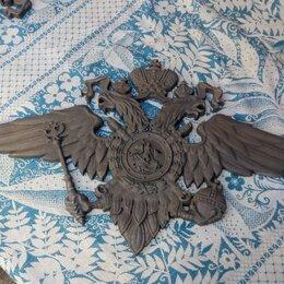 Флаги и гербы - Герб двуглавый орел мвд, 0