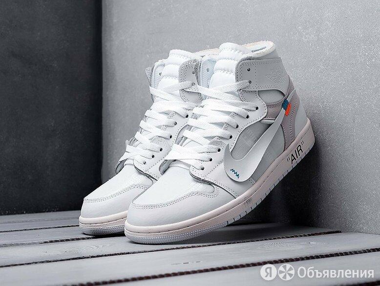 Кроссовки Nike Air Jordan 1 x Off-White по цене 4400₽ - Кроссовки и кеды, фото 0