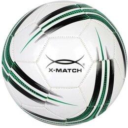 Мячи - Мяч футбольный X-Match 1 слой PVC арт.56438, 0