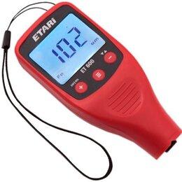 Прочие аксессуары  - Комбинированный толщиномер etari et-600, 0