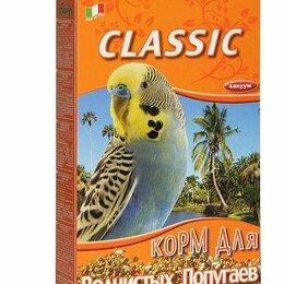 Корма - FIORY д/волн.попугаев 800г Classic 8025, 0