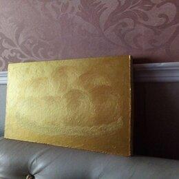"""Картины, постеры, гобелены, панно - Картина""""Золотые яблочки""""(двухсторонняя), 0"""