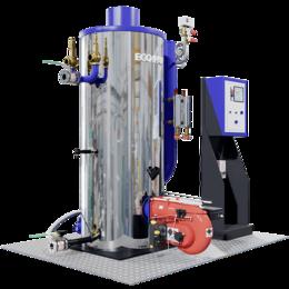 Парогенераторы - Промышленный парогенератор на солярке ECO-PAR-5000, 0