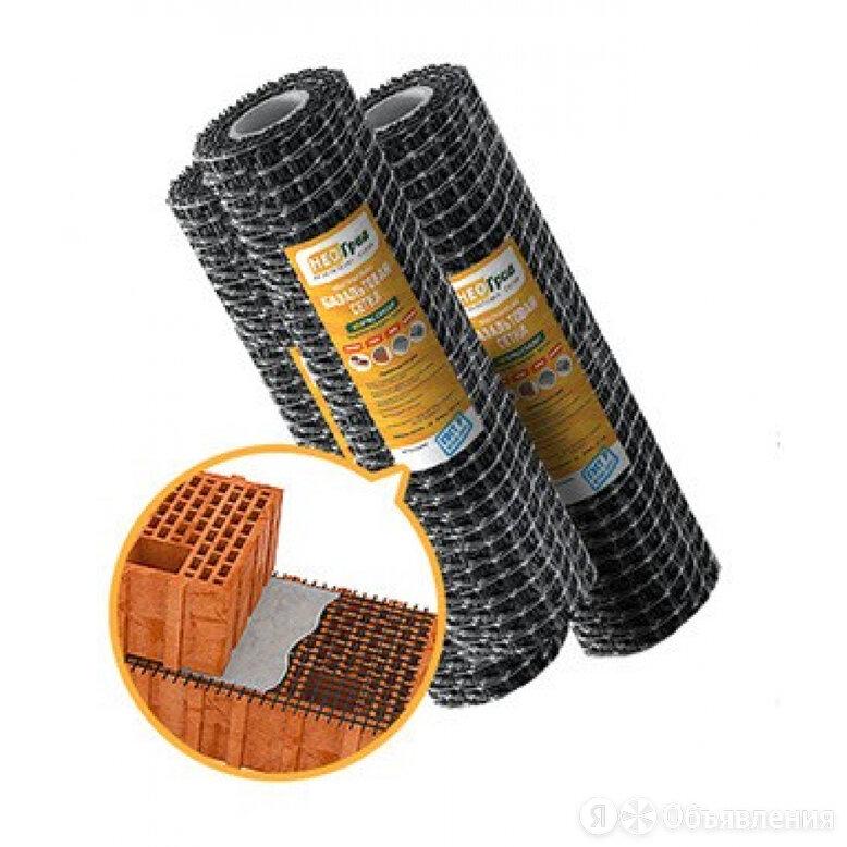 Базальтовая сетка кладочная НЕОГРИД НС 1-50 по цене 5175₽ - Изоляционные материалы, фото 0