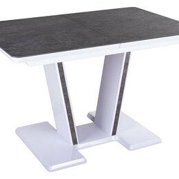 Столы и столики - Кухонный стол - Кухонный стол Блюз ПР-1 КРМ 84 БГ 03-1 БГ, 0