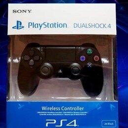 Рули, джойстики, геймпады - Геймпад джойстик PS4, 0