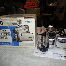 Видеокамеры - Видеокамера JVC GR-D320e - ремонт, 0