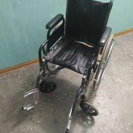 Устройства, приборы и аксессуары для здоровья - Инвалидная коляска складная, 0