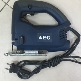 Лобзики - Электролобзик AEG STEP 75, 0