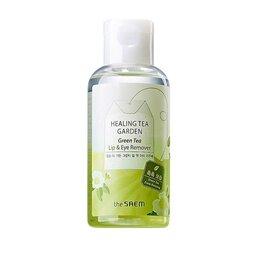 Мыло - Средство для снятия макияжа с глаз и губ Healing Tea Garden Green Tea Lip & ..., 0