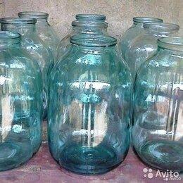 Ёмкости для хранения - Банка стеклянная (баллон 3 литра), 0
