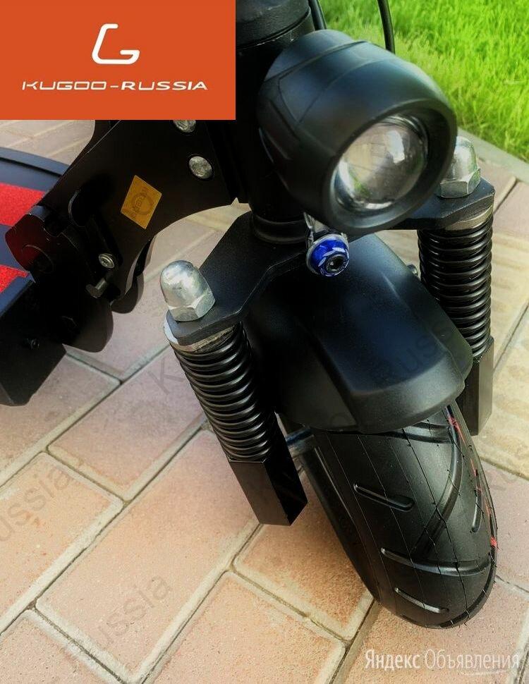Электросамокат по цене 35900₽ - Велосипеды, фото 0