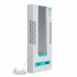 Приборы и аксессуары - Облучатель-рециркулятор воздуха ультрафиолетовый бактерицидный настенный , 0