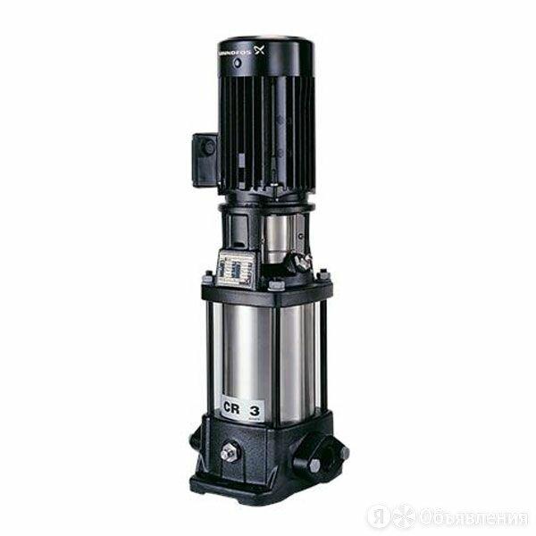 Вертикальные насосы из чугуна Grundfos Насос Grundfos CR10-6 A-FJ-A-E-HQQE 3x... по цене 106020₽ - Насосы и комплектующие, фото 0