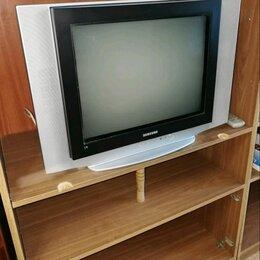 """Телевизоры - Телевизор Samsung 21"""" 54см, 0"""