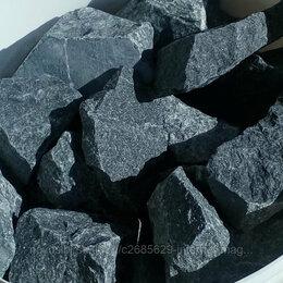 Камни для печей - Пироксенит черный принц, 0