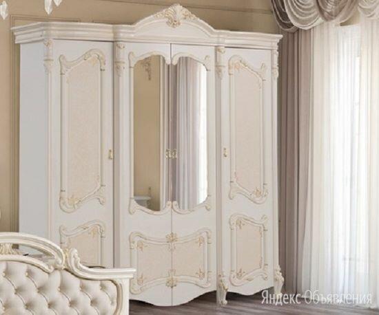Спальный гарнитур Рафаэлла по цене 49600₽ - Кровати, фото 0