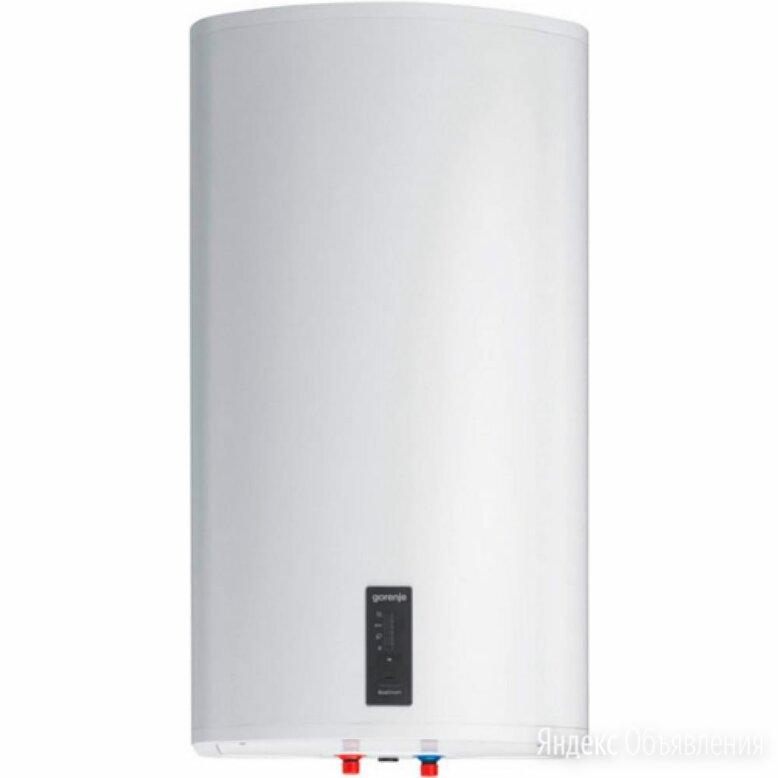 Накопительный электрический водонагреватель Gorenje FTG80SMB6 по цене 22109₽ - Водонагреватели, фото 0