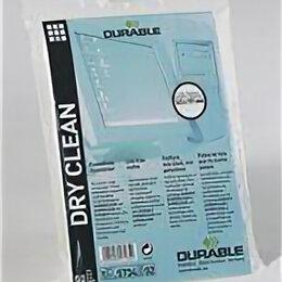 Чистящие принадлежности - Салфетки сухие для чистки оргтехники, 50 штук, 0