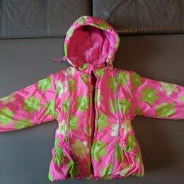 Куртки и пуховики - Куртка для девочки Geburt (осень-весна) 1-2 года, 0