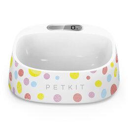 Миски, кормушки и поилки - PETKIT Миска-весы для животных Xiaomi Petkit Smart Weighing Bowl White Color ..., 0