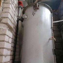 Производственно-техническое оборудование - Резервуар одностенный двухсекционный V16 м3 2003, 0