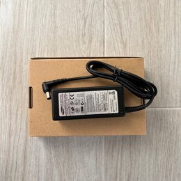 Зарядные устройства и адаптеры питания - Блок питания для монитора Samsung 14V 2.14A (новый), 0