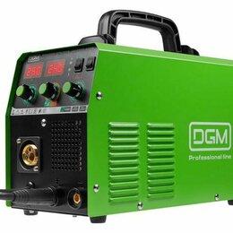 Сварочные аппараты - Полуавтомат сварочный DGM duomig-253E, 0