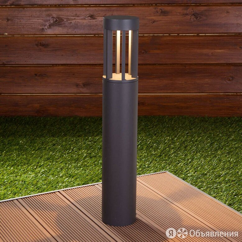 Уличный светодиодный светильник Elektrostandard 1622 Techno LED Apart 4690389... по цене 8510₽ - Уличное освещение, фото 0