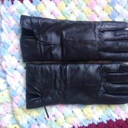 Перчатки и варежки - Перчатки женские кожаные, 0
