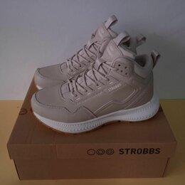 Кроссовки и кеды - Утепленные кроссовки Strobbs 36,37,38,39,40 , 0
