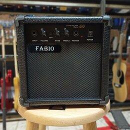 Гитарное усиление - Комбоусилитель для электрогитары, 0