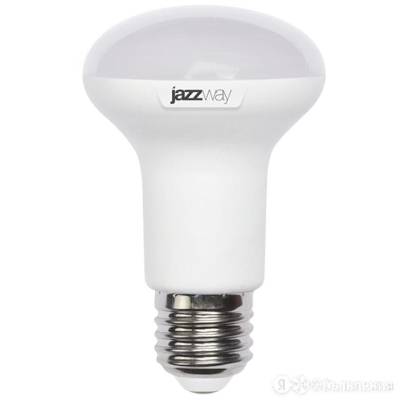 """Светодиодная лампа JazzWay """"R63"""" 8Вт 630Лм Е27 3000К по цене 132₽ - Лампочки, фото 0"""