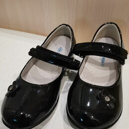 Балетки, туфли - Туфли ортопедические школьные для девочек 29 размер, 0