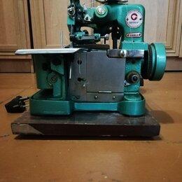 Оверлоки и распошивальные машины - Швейная машинка gn1-2 оверлок, 0