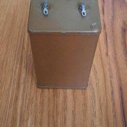 Радиодетали и электронные компоненты - Бумажные конденсаторы., 0