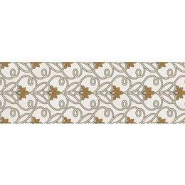Керамическая плитка - Декор Silvia beige 02 30x90 (5шт), 0