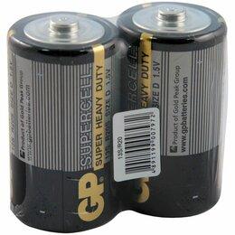 Батарейки - Батарейка GP R20  Supercell  13S-OS2, 0